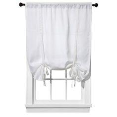 Kitchen Window? Room Essentials® Chesapeake Tie Up Shade