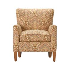 Collin Chair, Taran/ Spice - Ethan Allen US
