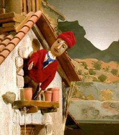 VISITA TURISTICA ALCOY: Belén de Tirisiti y preparativos Cabalgata de Reyes en Alcoy
