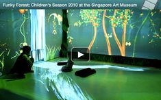 Funky Forest: Children's Season 2010 at the Singapore Art Museum