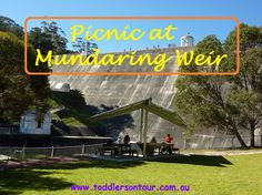 Mundaring Weir – a fun family Perth day trip, take the #kids for a picnic