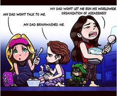 """letsnevergrowupfan: """"chronicolicity: """"procrastinatingfan: """"lordmesa-art: """"""""Dads"""" Some serious Daddy issues in the Arrow world! Arrow Funny, Arrow Memes, Arrow Cw, Team Arrow, Arrow Felicity, Felicity Smoak, Fandoms Unite, The Flash, Lord Mesa Art"""