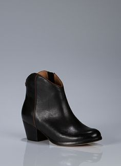 Beautifully made real leather ankle boots.