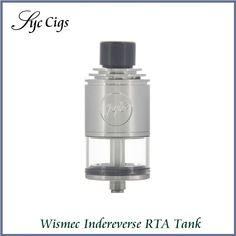 >> Click to Buy << Wismec Indereverse RTA Atomzier Detachable Structure Adjustable Airflow Control Top-Filling Side E-liquid Filling Atomizer #Affiliate