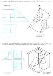 . Isometric Drawing Exercises, Isometric Art, Isometric Design, Learn Autocad, Orthographic Drawing, Architecture Drawing Plan, Interesting Drawings, Disney Background, Object Drawing