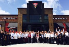 We are very proud to announce the that our new Murfreesboro, TN restaurant is now open! Our first Tennessee restaurant!