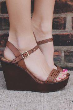 Sensible heels