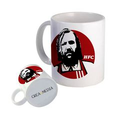 Game of Thrones The Hound  HFC  Chicken Mug  11oz by CREA8MEDIA