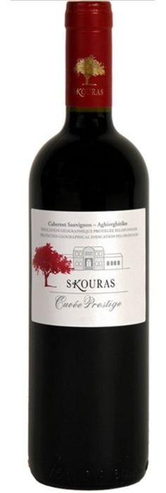 Domaine Skouras Cuvée Prestige vdp Peloponnese