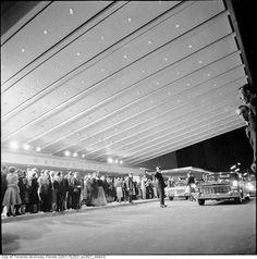 O'Keefe Centre, 1960 #Toronto #vintage