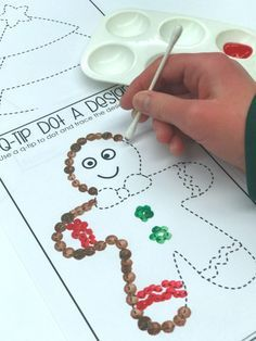 Morning Work Stations for December. Engaging and fun! Check out this post for more great ideas and activities.