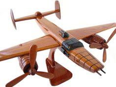 B-25 - Premium Wood Designs #Prop #Military #Aircraft premiumwooddesigns.com