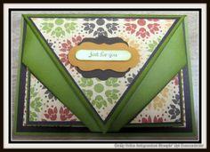 Crafty Helen: Fancy Fold Card
