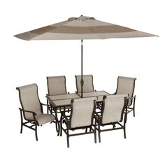 Living Accents Beaumont Patio Dining Collection