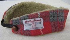 Harris Tweed Earwarmer/ Headband