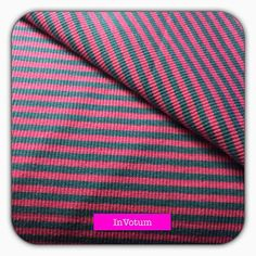 Rib in the tube in pink - pink, 50 cm £4.41
