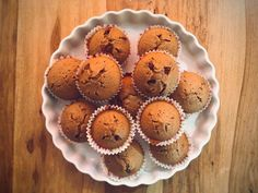 A tökéletes Cappuccino muffin - ecoffee. Muffin, Breakfast, Food, Morning Coffee, Essen, Muffins, Meals, Cupcakes, Yemek
