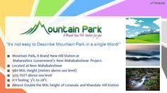 +91 (22) 65199192 |  +91 88 98 60 62 79 |  www.MountainPark.in