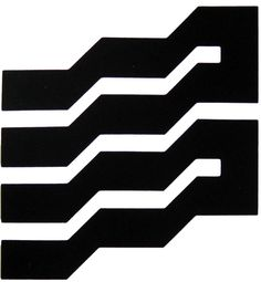 Paul Ibou logo design for a library, 1981