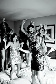 UPDATED 2019 bachelorette party ideas you (or she, if you're the MOH reading this) will love. Let's get the party started! Bachelorette Party Ideas: The Ultimate Li . Bachelorette Party Pictures, Bachelorette Party Planning, Vegas Bachelorette, Bachlorette Party, Las Vegas, Bachelorette Party Playlist, Glitter Bachelorette Party, Bachelorette Outfits, Bridesmaid Duties