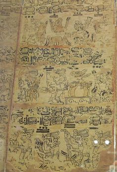 Discovered in Spain in the 1860s, the Madrid Codex – also known as the Tro-Cortesianus Codex – is one of the only surviving books attributable to the pre-Columbian Maya culture of around 900–1521 AD.