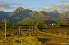 De Rust, South Africa by Martin Heigan