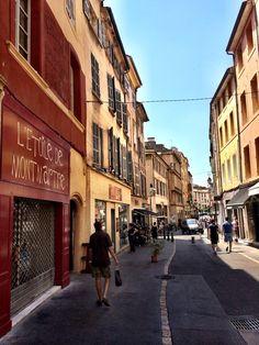 Aix-en-Provence in Provence-Alpes-Côte d'Azur