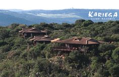 Kariega Private Game Reserve • Safari Accommodations. Family Owned where Guests can experience a real connection with all that Africa has to offer. 10,000 (hectares) Malaria Free Environment with Twice Daily Game Viewing.