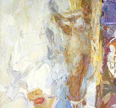 Bernard Dunstan, R.A. (British, born 1920) 'The shower'