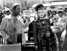 Travis Banton - Marlene Dietrich, Seven sinners - 1940