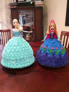 elsa and anna cake overlay Frozen Themed Birthday Party, Girl Birthday, Birthday Cakes, Elsa And Anna Birthday Party, Birthday Ideas, Turtle Birthday, Turtle Party, Bolo Frozen, Anna Cake
