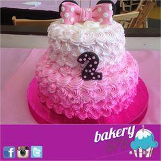 Resultado de imagen para torta para niñas minie