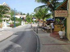 St. Lawrence Gap - Barbados. Fantastic nightlife, food, and drinks.