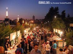 Israel's annual Hebrew Book Week