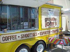 grouchy johns,coffee truck,las vegas