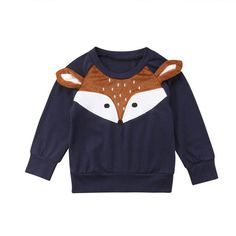 Autumn Winter Newborn Kids Baby Girl Boy Clothes Sweater Long Sleeve T-shirt Cotton Casual Tops Cute Animal Print Girl Warm Sweaters, Girls Sweaters, Newborn Outfits, Boy Outfits, Sweater Hoodie, Long Sleeve Sweater, Sweatshirt, Winter Newborn, Baby Clothes Online
