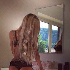 My hair will be at this length!