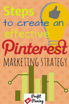 Are you tired of wasting time on Pinterest? Learn the five steps to create an effective Pinterest Marketing Strategy and be more productive. #pinterestmarketing