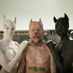 Pitbull Terrier – New twisted music video by Die Antwoord