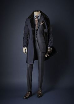 Moda Masculina Formal Casual Fall 2015 47 New Ideas The Suits, Men's Suits, Der Gentleman, Gentleman Style, Mode Man, Mode Costume, Look Formal, Business Mode, Designer Suits For Men