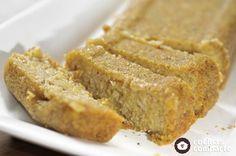 Un sabroso pan ideal para celiacos y personas con intolerancia al gluten. Es además una receta vegana.