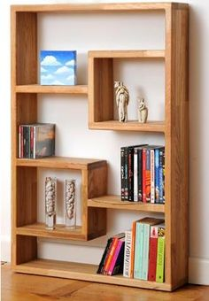 Bookshelves Design homemade bookshelves to save your money: creative white homemade
