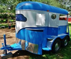 Yes we have done a couple horse trailers too!!!!