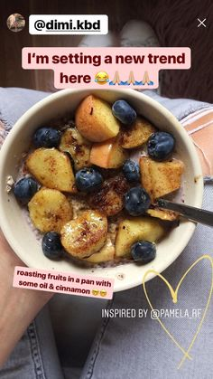 prima colazione colazione prima is part of Healthy recipes - Healthy Meal Prep, Healthy Snacks, Healthy Eating, Healthy Recipes, Whole Food Recipes, Snack Recipes, Cooking Recipes, Aesthetic Food, Food Inspiration