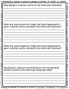 American document essay history in social
