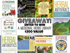 After writing about Medicine You Can Grow at Home & Tips on How To Get Started… …I thought it the perfect time to share a few of my favorite books on the topic! The following books have, in one way or another, shaped the way I grow, use, and preserve herbal medicine. They are a... Continue Reading