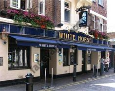 the White Horse Carnaby Street