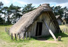 West Stow Anglo Saxon Village 4 by *GothicBohemianStock on deviantART
