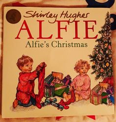 Day 16 of the 2016 Book Advent Calendar and a firm favourite - Alfie and Shirley Hughes are always well received here.