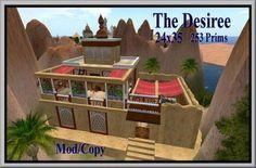 The Desiree | Coeur Virtual Worlds